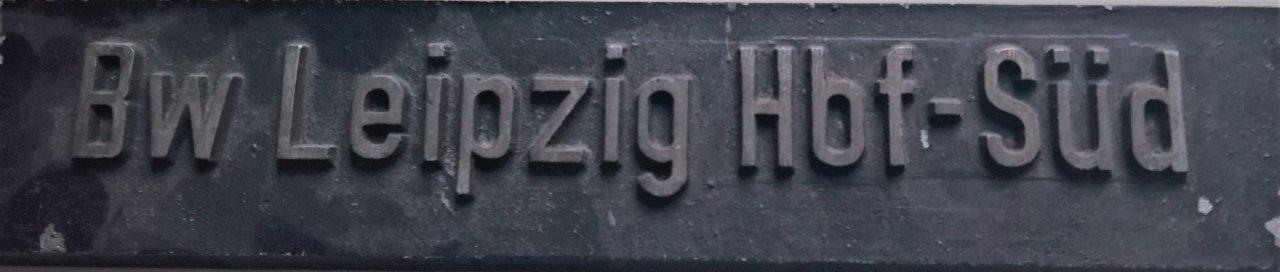 Bw Leipzig Hbf-Sued